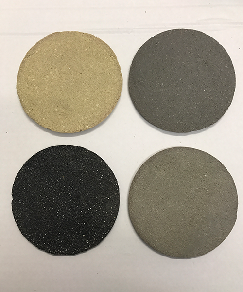 hutdown Epoxy Grout samples