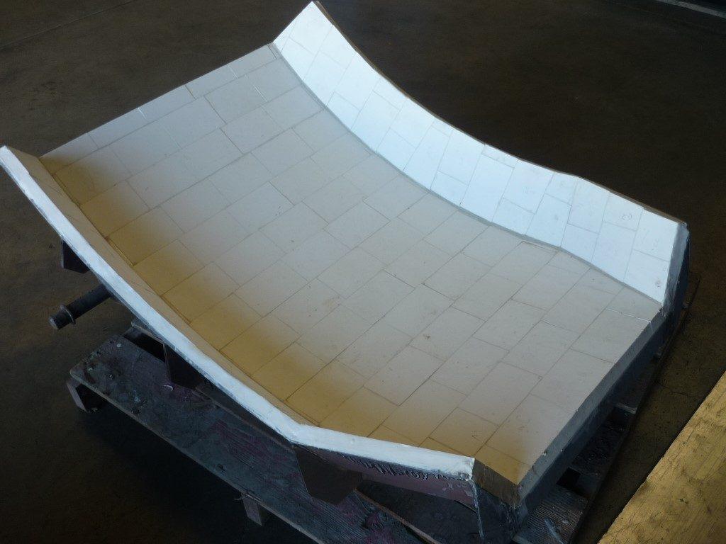 Ceramic Alumina Wear Plate